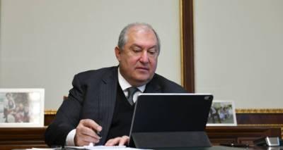 Армении нужно изменить Конституцию и вернуться к президентскому правлению – президент