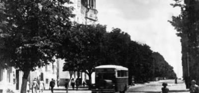 В Сети показали, как за 90 лет изменился бульвар Шевченко в Киеве (ФОТО)