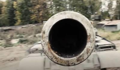 Пресса Украины: Минобороны страны взяло под защиту секретный танк «Нота»