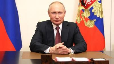 Статья Путина о 80-летии нападения Германии на СССР появится в Die Zeit во вторник