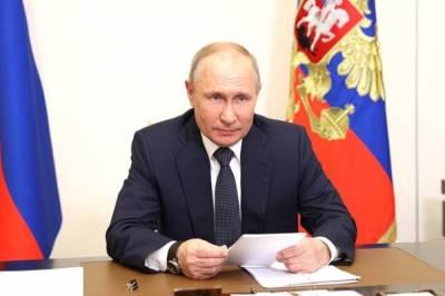 Путин провёл встречу с президентом ФИФА Инфантино