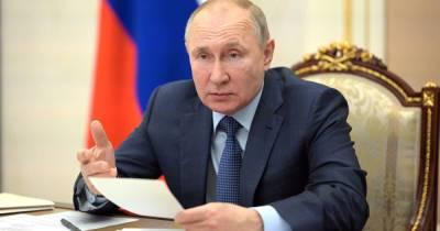 Статью Путина о нападении Германии на СССР опубликуют в Die Zeit