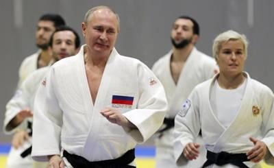 Le Monde (Франция): при Путине спорт по сути стал политическим