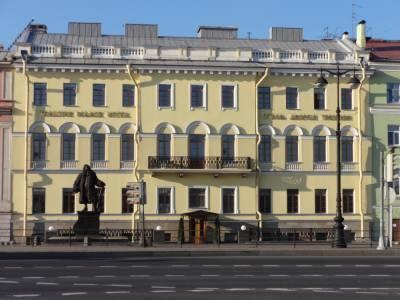 В Доме Трезини на Васильевском острове появится гостиница
