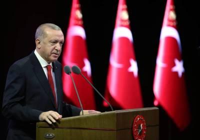 Эрдоган: В НАТО Турцию оставили в одиночестве в тот момент, когда была так нужна поддержка
