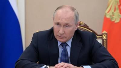 Статья Путина о 80-летии нападения Германии на СССР выйдет в Die Zeit