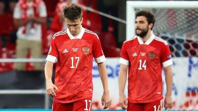 В Кремле отреагировали на проигрыш сборной России по футболу