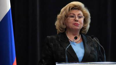 В Кремле оценили слова Москальковой о дискриминации граждан, непривившихся от COVID