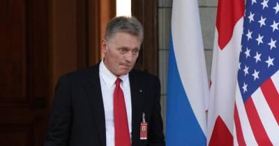 Песков ответил на вопрос о формате прямой линии с Путиным