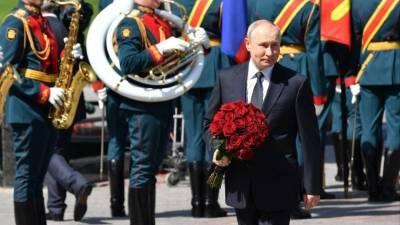 Сохранить правду: Путин почтил память погибших в Великой Отечественной войне