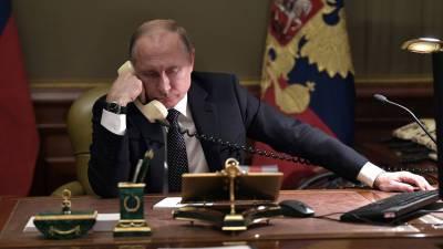 Путин рассказал Меркель об итогах встречи с Байденом