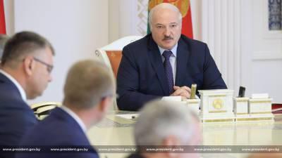 Лукашенко произвел кадровые назначения в судейском корпусе