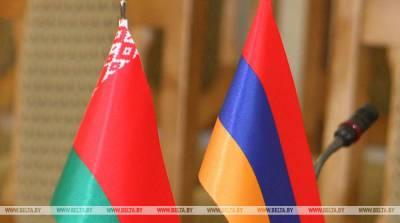 Лукашенко: взаимодействие между Минском и Ереваном в различных областях будет и впредь развиваться на благо дружбы народов двух стран