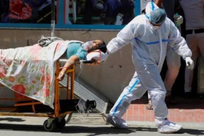 Индийский штамм коронавируса есть уже в половине стран мира - ВОЗ