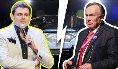 Евгений Понасенков пригласил расчленителя Соколова быть ведущим своего концерта