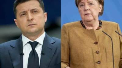 В особую дату, – Зеленский поговорил с Меркель в годовщину вторжения Германии в СССР
