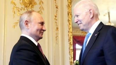 """Жители США назвали Байдена """"пациентом с деменцией"""" на фоне учений ВМФ РФ"""