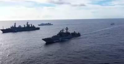 """""""При Трампе такого бы не произошло"""": Американцы оценили учения ВМФ России близ Гавайев и назвали Байдена слабаком"""