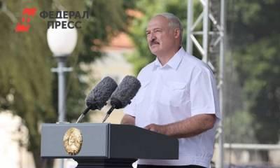 «Лжецы и подлецы»: Лукашенко раскритиковал страны НАТО