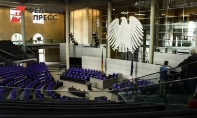В бундестаге заявили о подготовке к войне между Германией и Россией