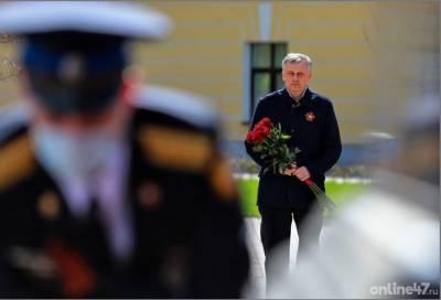 Александр Дрозденко обратился к жителям Ленобласти в День освобождения Подпорожского района от оккупации