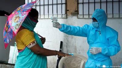 Индийский штамм коронавируса отличается быстрым поражением легких, - биолог