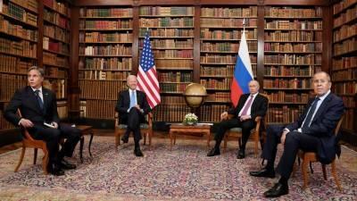 Опрос: Большинство американцев отметили по крайней мере «некоторый прогресс» на саммите Байдена и Путина