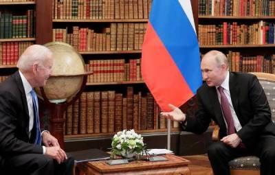 Американцы разглядели «прогресс» на женевском саммите Путина и Байдена — опрос