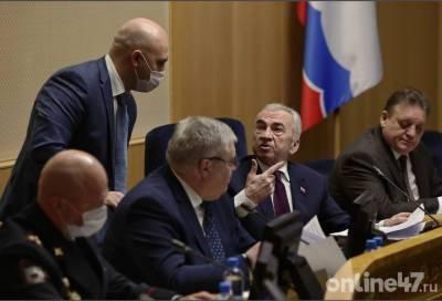 Депутаты Ленобласти поддержали распространение мер соцподдержки на членов семей погибших сотрудников МВД
