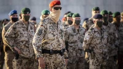 В РФ назвали раздутый военный бюджет ФРГ свидетельством подготовки к войне