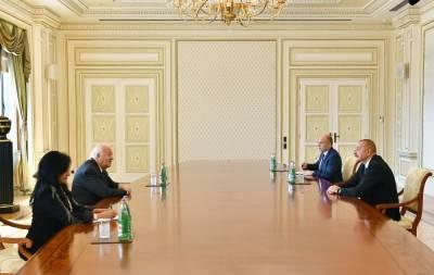 Президент Ильхам Алиев: Посетив Агдам впервые после войны, я ощутил чувство решительности, связанное с реконструкцией города