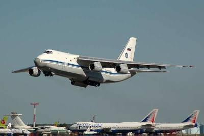 Пентагон привлёк авиацию России и Украины для вывоза своего имущества из Афганистана