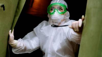 Голикова назвала причину роста заболеваемости COVID-19 в России