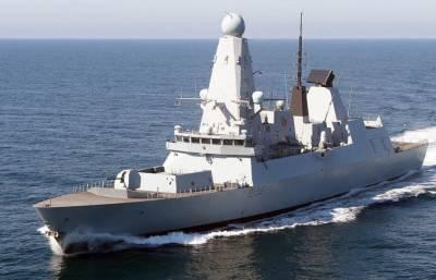 """""""Обстрел"""", которого не было? Что произошло у берегов Крыма между британским эсминцем и россиянами"""