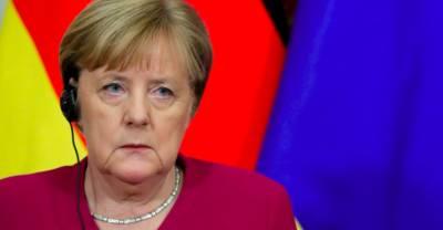 Меркель — о встрече Путина и Байдена: Я приветствую, что такой разговор состоялся