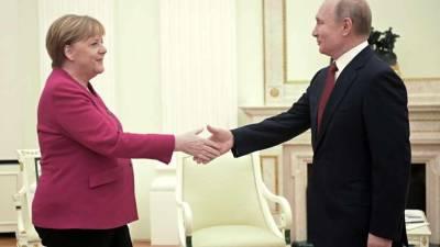 Канцлер Германии призвала США и Европу продолжать диалог с Россией