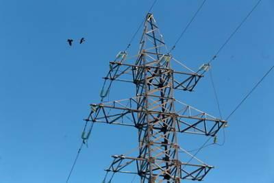 В районах Петербурга восстановили электроснабжение после пожара на подстанции