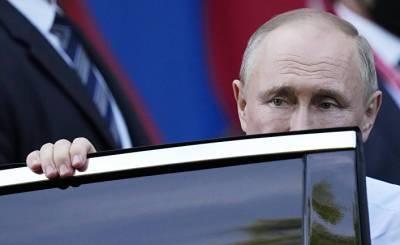 Folha de S. Paulo (Бразилия): Путин обвиняет Европу в 80-летие «войны на истребление»