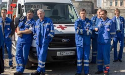 Чиновники объяснили причины скопления скорых около больницы в Новосибирске