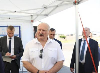 Лукашенко: Санкции западных мерзавцев — это их бессилие