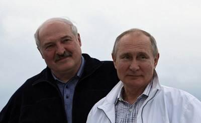 iHNed: санкции ЕС бьют по Лукашенко, а также по Путину