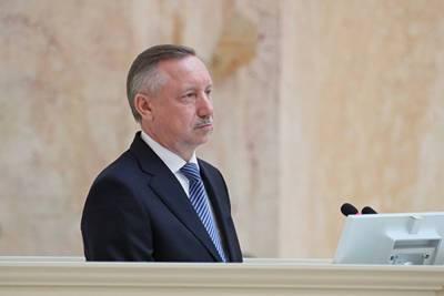 Беглов сообщил, что в Петербурге сейчас строят 50 кораблей