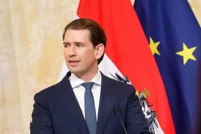 Канцлер Австрии призвал провести саммит России и Евросоюза