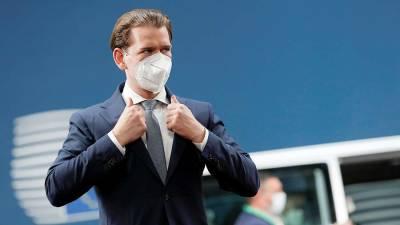 Канцлер Австрии одобрил движение ЕС в сторону диалога с Россией