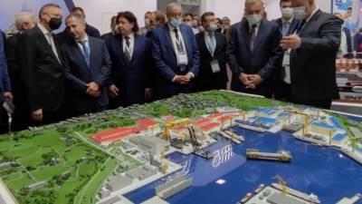 Более 50 кораблей и судов строится на предприятиях Петербурга