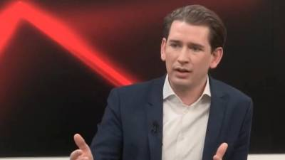 Канцлер Австрии поддержал идею саммита Евросоюз — Россия