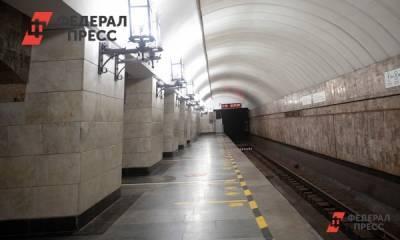 Петербурженка скончалась после падения на пути метрополитена