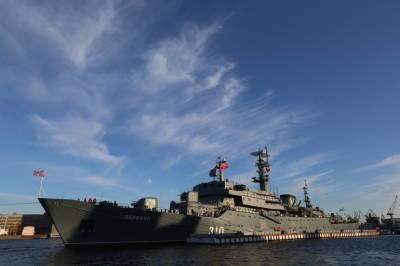 В Петербурге построят более 50 кораблей в ближайшие годы