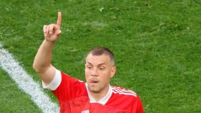Дзюба занял второе место по количеству выигранных единоборств на групповом этапе Евро-2020