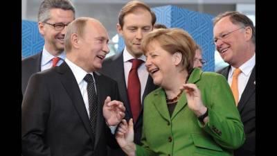 Экс-президент Литвы рассказала, как «Путин унижал Меркель»